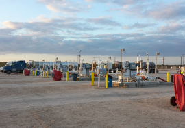 Oil Gathering Facilities